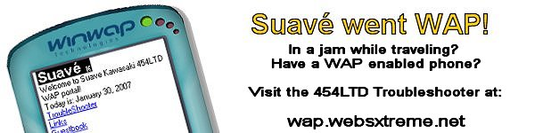 Suave Has Gone WAP!